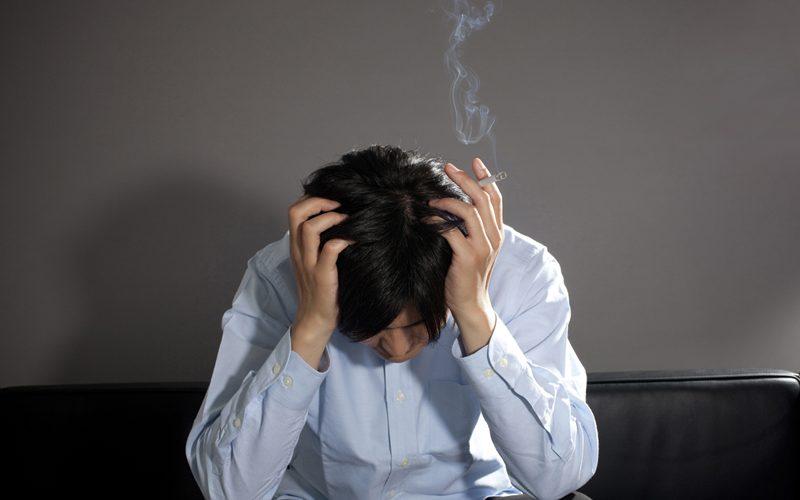 禁煙1日目の離脱症状は想像以上にツラい・・・
