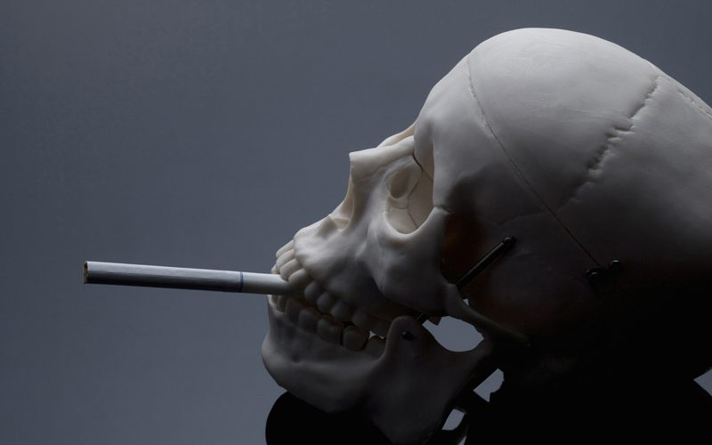 タバコと骨粗しょう症の関係