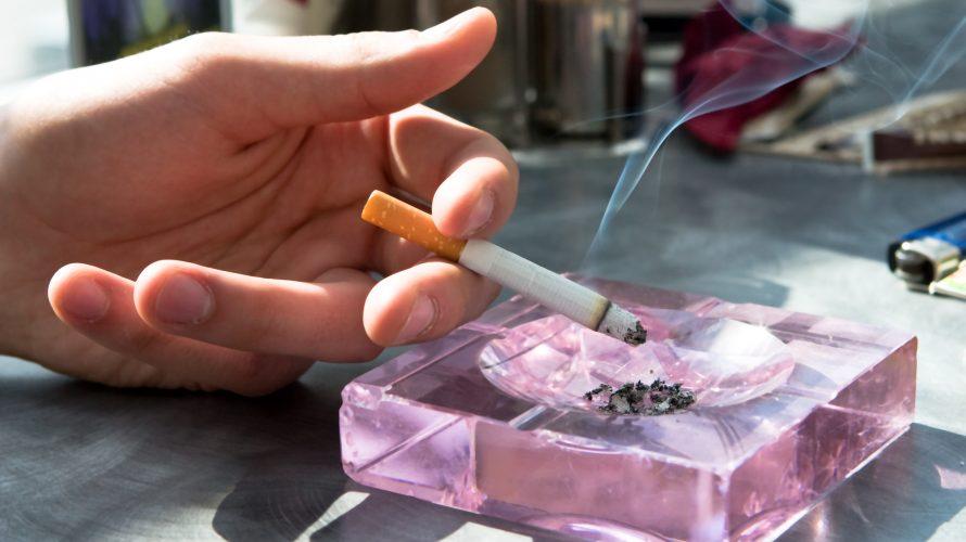 タバコの三大有害物質「タール」