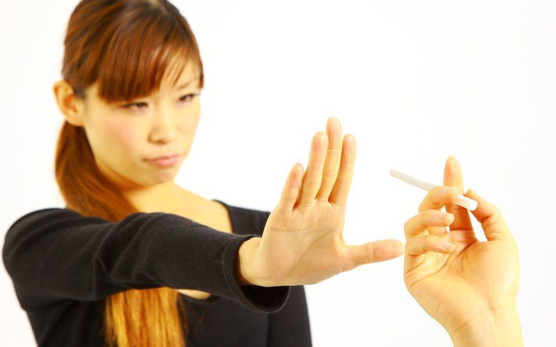不妊治療の第一歩は禁煙から?