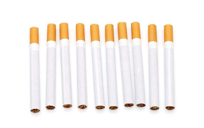 煙草はお肌の大敵