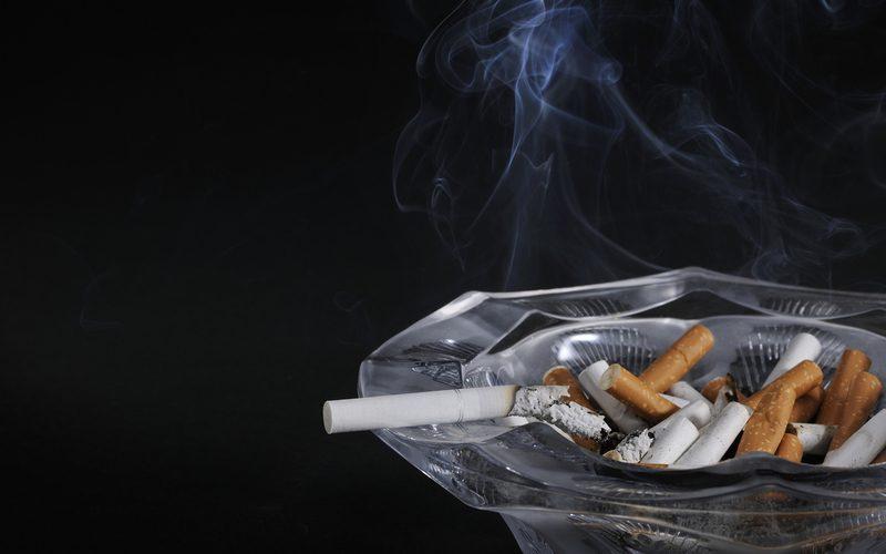 タバコと胃潰瘍の関係